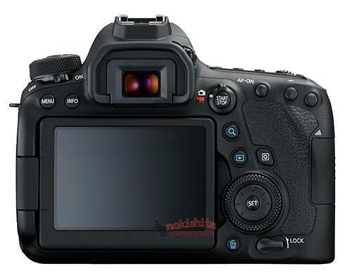 Новый фотоаппарат Canon 6D Mark II с полнокадровой матрицей
