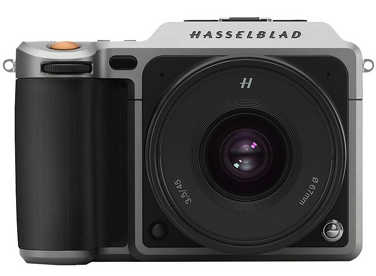 Hasselblad X1D - компактный беззеркальный фотоаппарат среднего формата