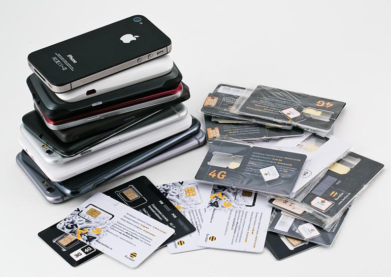 Мобильные телефоны для продвижения в Instagram