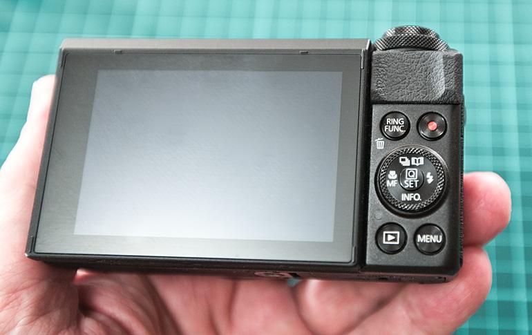 Canon G7X Mark2
