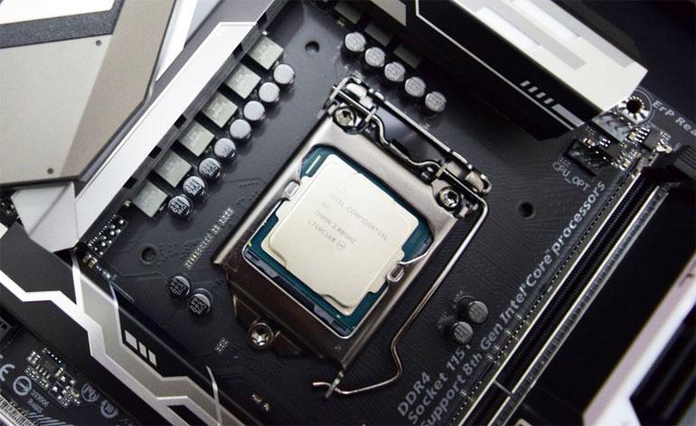 Intel i9 для фотошопа