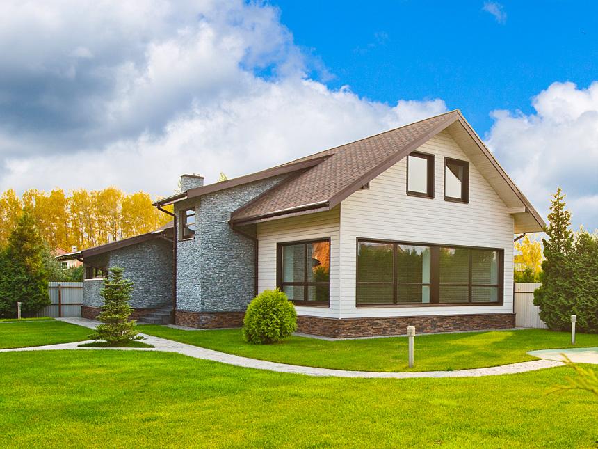 Фотосъемка дома на продажу
