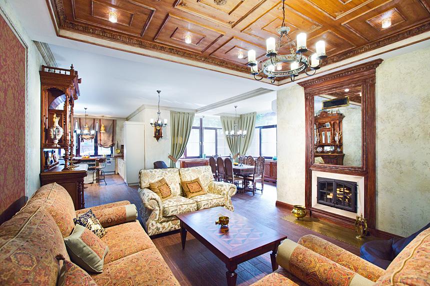 Фотосъемка загородной недвижимости для продажи