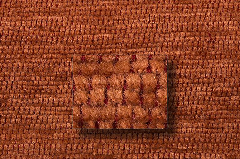 Макро съемка ткани для каталога магазина