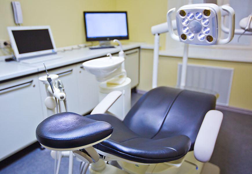 Фотосъемка оборудования для медицинского сайта клиники
