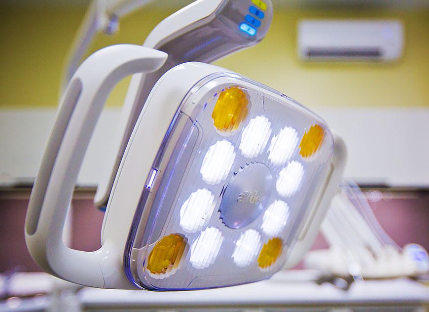 Фотосъемка оборудования для медицинского сайта