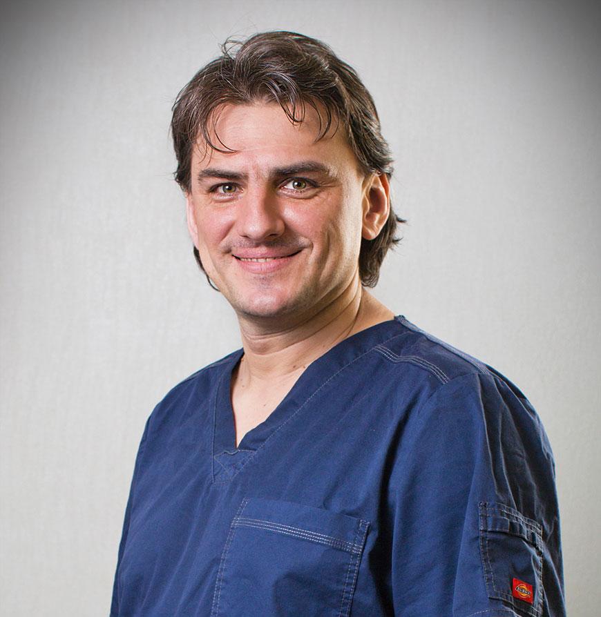 Фотосъемка докторов для медицинского сайта