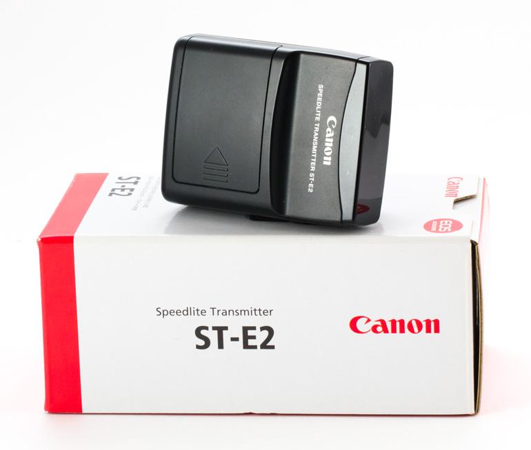 TTL синхронизатор Canon ST-E2