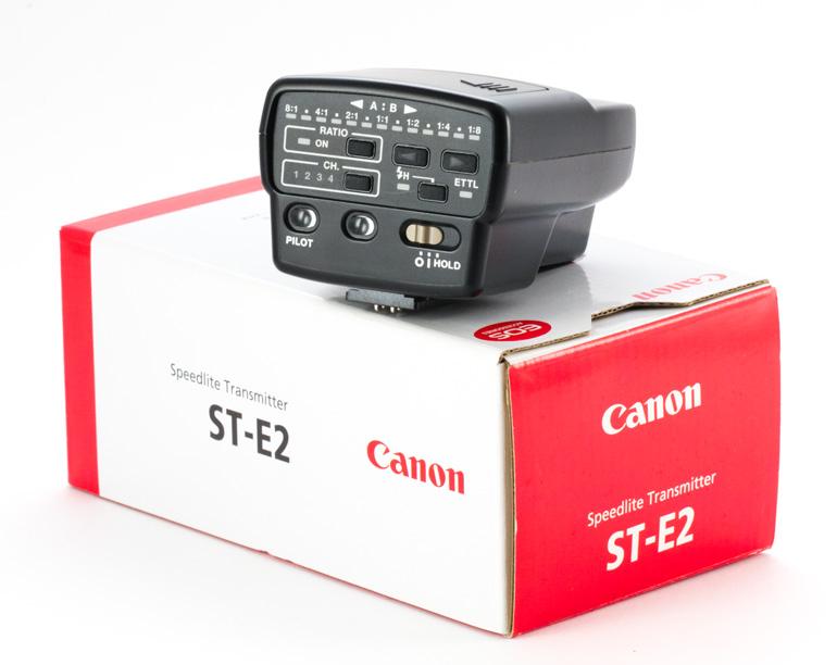 Инфракрасный синхронизатор Canon ST-E2