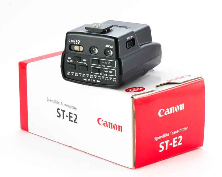 Speedlite Transmitter Canon ST-E2