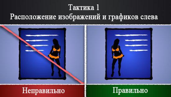 Рекламная тактика 1