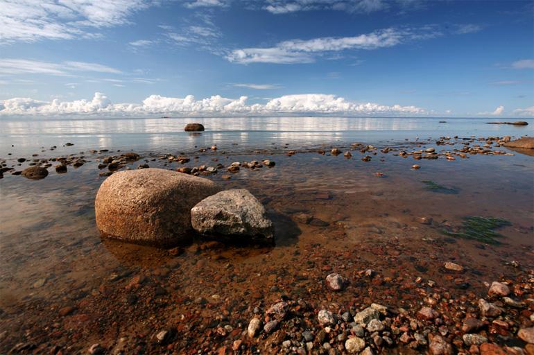 Фото снятое на Canon 5D - Финский залив