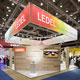 Стенд компании LEDEL на выставке Interlight Moscow powered by Light+Building 2014 в Москве